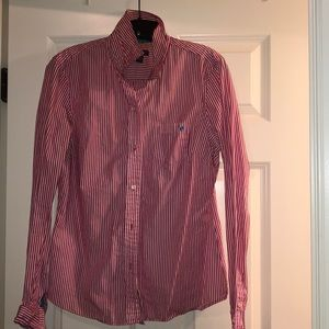 Striped American Eagle Shirt, 12
